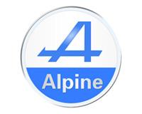 Alpine标志图片