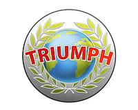 Triumph标志图片
