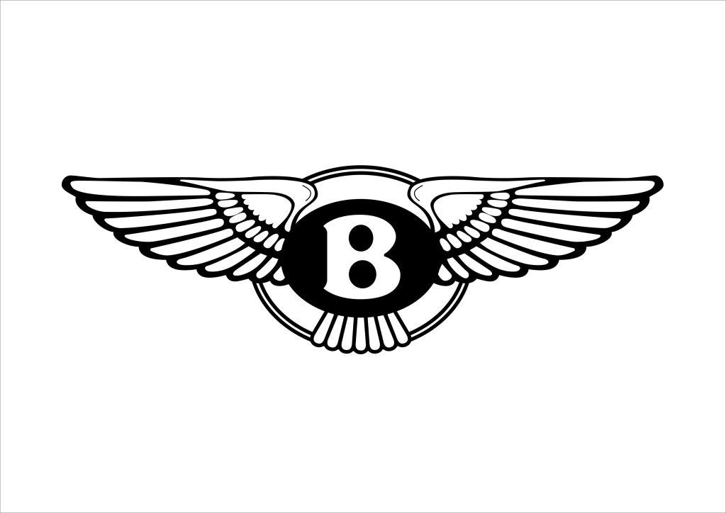 宾利高清车标,宾利汽车高清图标,宾利车标,宾利汽车标志