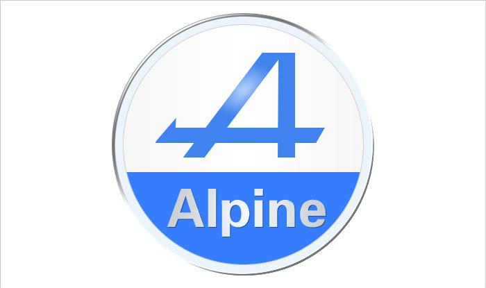Alpine高清图片,Alpine高清车标,Alpine汽车高清图标