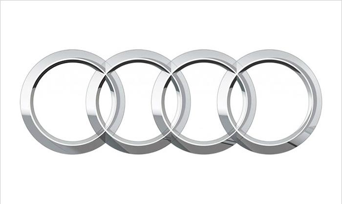 奥迪高清车标,奥迪汽车高清图标,奥迪车标,奥迪汽车标志