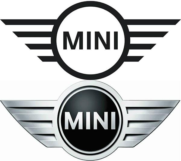 MINI高清车标,MINI汽车高清图标,MINI汽车车标,MINI汽车标志高清车标