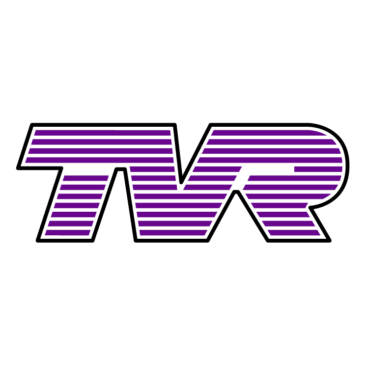 TVR高清车标,TVR汽车高清图标,TVR汽车车标,TVR汽车标志